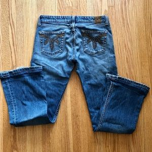BKE Mystic 20 Stretch Bootcut Jeans